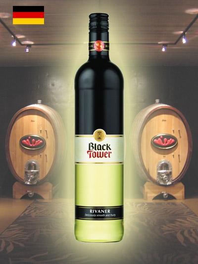 Vinho Branco Black Tower