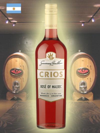 Vinho Rosé Crios Malbec