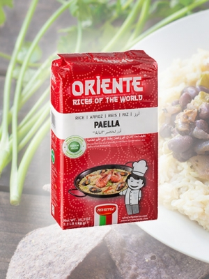 Arroz Oriente Rices of the World