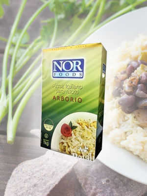 Arroz Arboreo NOR Foods