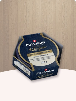 Queijo Camembert Selection Polenghi