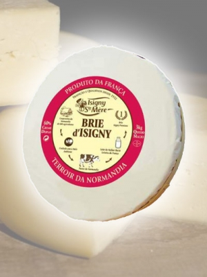 Queijo Brie Frances D'isigny