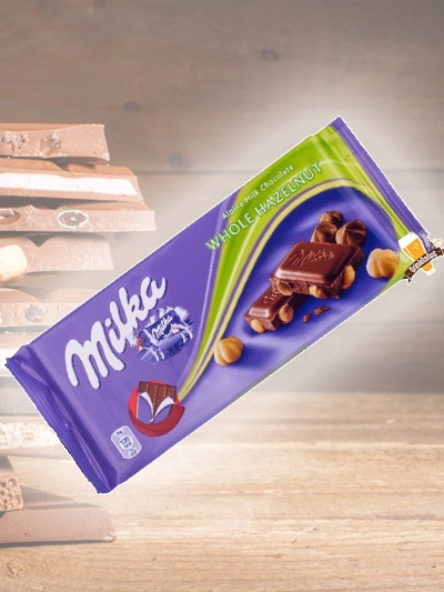 Chocolate Milka Hazelnut