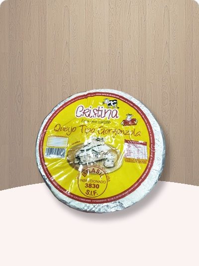 Queijo Bavaria Blue Tasty Rich Creamy