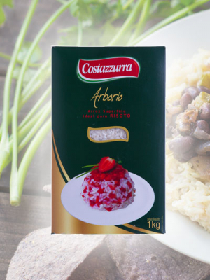 Arroz Superfino Arborio Costazzurra